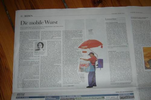 """""""Die Mobile Wurst"""""""